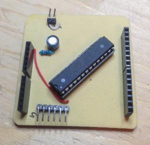 Dwuino prototype number 1